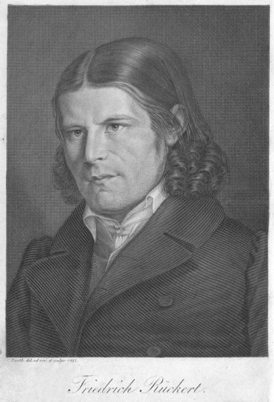 Die Friedrich-Rückert-Autographen im Stadtarchiv Schweinfurt
