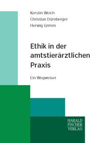 """Titelblatt """"Ethik in der amtstierärztlichen Praxis&quot"""