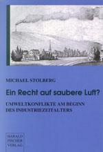 """Titelcover """"Ein Recht auf saubere Luft?"""""""