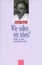 """Titelblatt """"Wie sollen wir leben?&quot"""