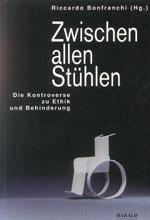 """Titelcover """"Zwischen allen Stühlen"""""""