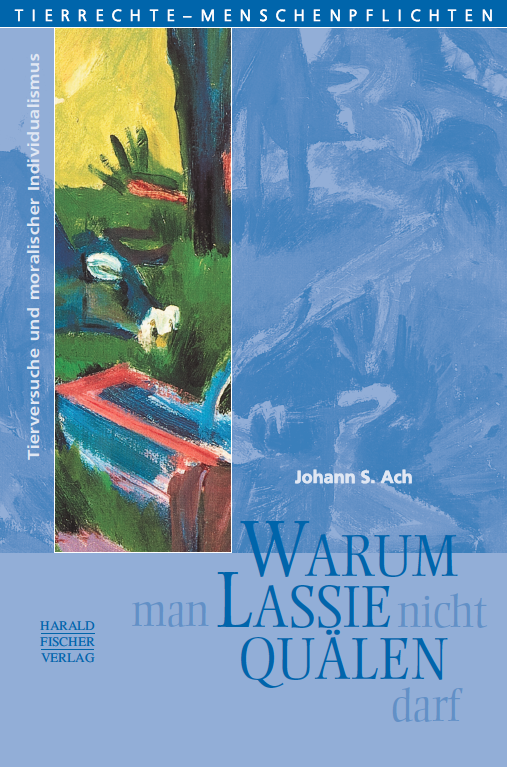 """Titelcover """"Warum man Lassie nicht quälen darf """""""
