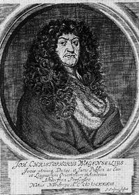 Johann Christoph Wagenseil (1633-1705)