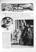"Titelblatt ""Daheim"""