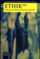 """Titelblatt """"Ethik der Organtransplantation"""""""