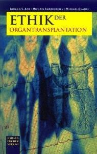"""Titelcover """"Ethik der Organtransplantation"""""""