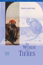 """Titelcover """"Die Würde des Tieres """""""