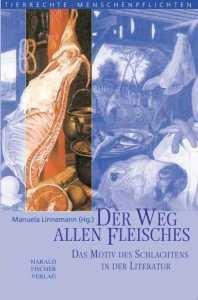 """Titelcover """"Der Weg allen Fleisches """""""