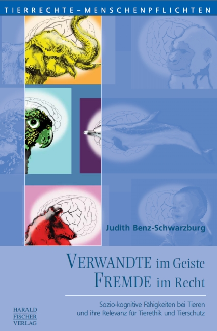 """Titelcover """"Verwandte im Geiste – Fremde im Recht"""""""