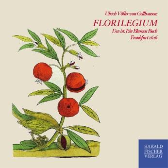"""Titelblatt """"Florilegium"""""""
