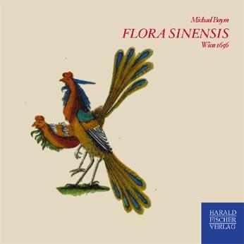 """Titelblatt """"Flora sinensis"""""""