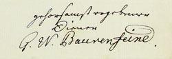 Georg Wilhelm Bauernfeind