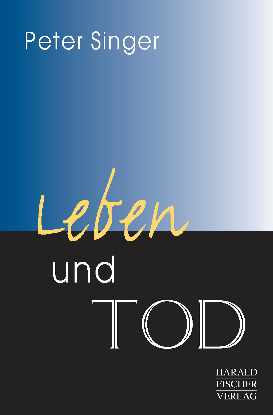 """Titelcover """"Leben und Tod """""""